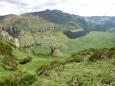 v pozadí Puy de Peyre Arse (1806)
