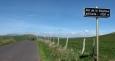 Nejlepší způsob cestování v Auvergne je na kole, v pozadí Montr Dore