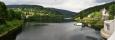 Vodní nádrž Labská na horním toku Labe byla v letech 1910 – 1916 postavena jako gravitační přehradní nádrž. Je nejvýše položenou nádrží na Labi. Hráz je 41 m vysoká, 55 m široká a 154 m dlouhá. Jezero nad hrází je přibližně kilometr dlouhé a zaujímá plochu 40 ha. Na hrázi byla v 80. letech postavena silnice přemosťující údolí. V roce 1994 byla do provozu uvedena vodní elektrárna. (Mapy.cz)