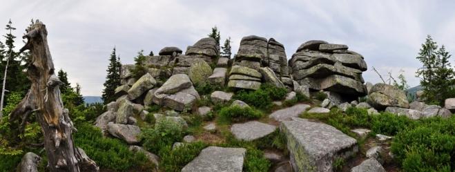 Ptačí kameny.