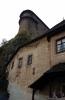 Horní hrad tvoří Citadela - nejstarší část hradu, která byla postavena v 13. století a sloužila na jeho obranu.