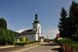 Jeden ze žaškovských kostelů.