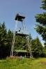 Skorušina se zvedá do výšky 1 313 metrů a je výrazným vrcholem dlouhého hřebenu.