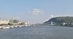 Alžbětin most přes řeku Dunaj