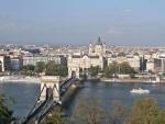 Řetězový most přes Dunaj