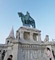 Pomník krále Štěpána na Budíně