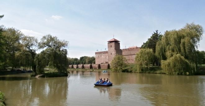 Vodní hrad Gyula