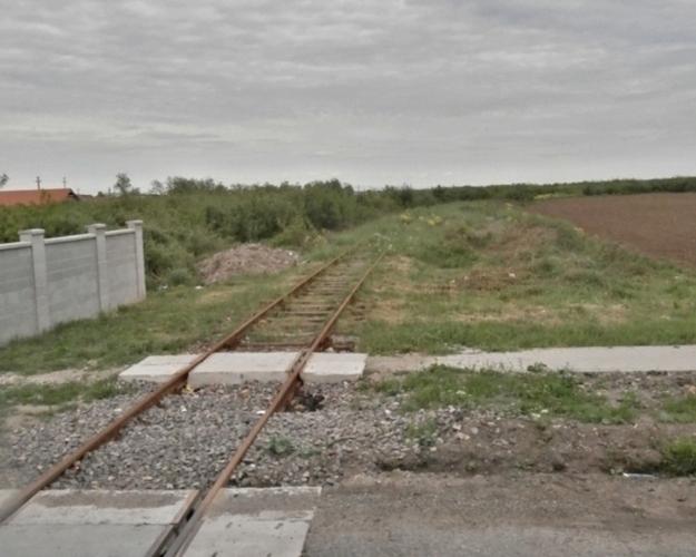 Konec železnice