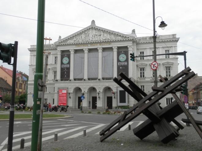 Státní divadlo v Aradu