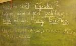 Hodina českého jazyka