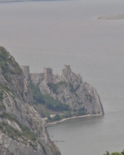Hrad v Srbsku