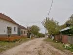 Uličky ve vesnici