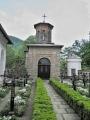 Tismanský hřbitov