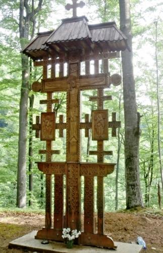 Dřevěná památka