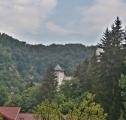 Pohled na klášter v Tismaně