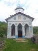 Rumunský kostelík v Tismaně
