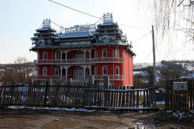 Dům v Hunedoaře