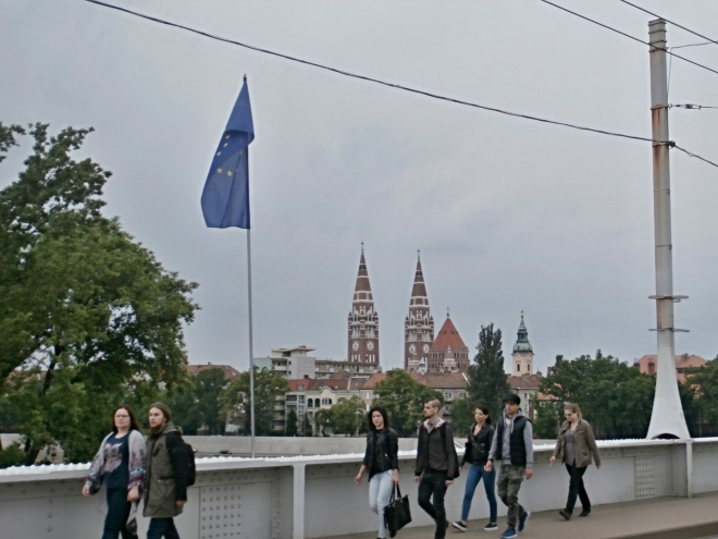 V Szegedu