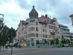 Budovy v Szegedu
