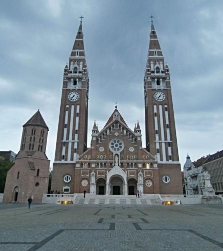 Katedrála Panny Marie v Szegedu