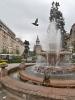 Kašna poblíž náměstí Vítězství