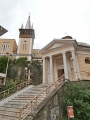 Druhý z kostelů v Herkulových lázních