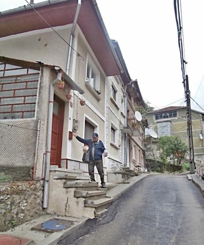 Rumunský pošťák