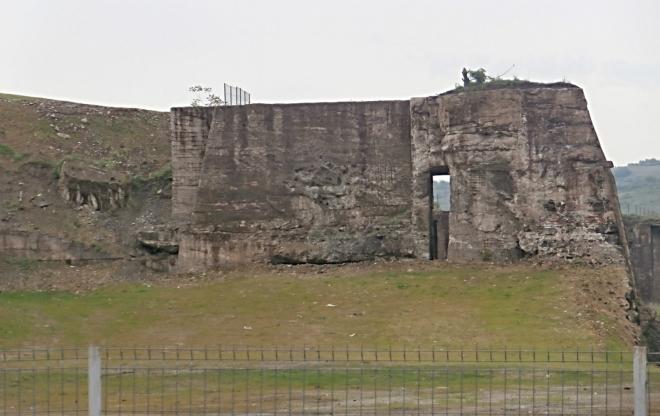 Opevnění města Hunedoary
