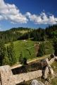 Stará cesta z Bihoru k přehradě Beliş - Făntănele...