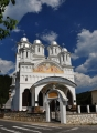 Kostel v Gârda de Sus - Sfinții Arhangheli Mihail și Gavriil.