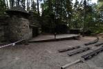 Lesní divadlo.