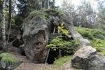 Brýlařská jeskyně.