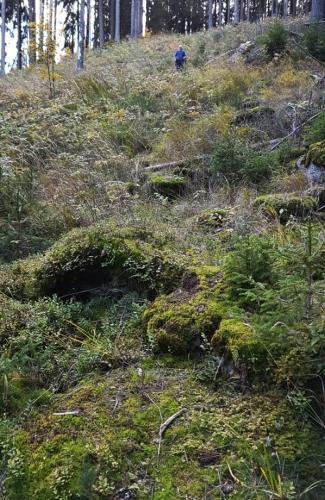 Tvrdý sešup z Homole není bez nebezpečí.