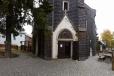 Kostel na Kvildě.