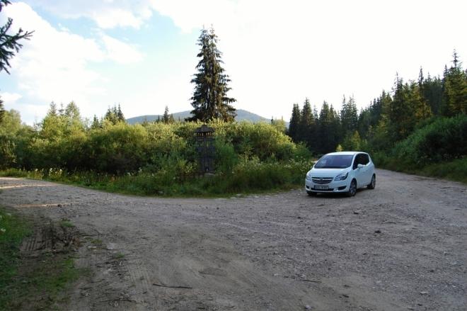 Bloudění Luďkovo opelu v horách Apusenských nakonec skončí velkou jízdou mezi horami a údolími.