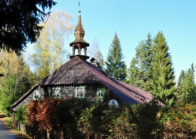 Klostermannova chata...