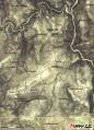 Historická mapa Srnska.
