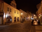 Pražská ulice.