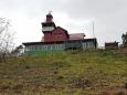 Rozhledna Stříbrňák známá i pod názvem Frotzelova rozhledna je součástí horské chaty na Červeném vrchu.
