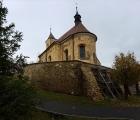 Kostel Všech svatých v Rané je zmiňován je již z r. 1384, byl barokně přestavěn v 18. st.