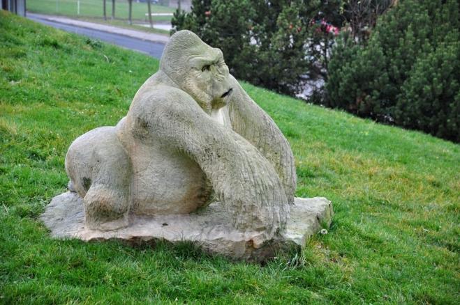 Gorila nebo King Kong?