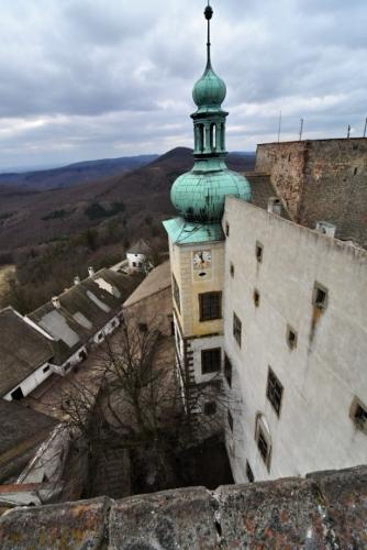 Na věži...