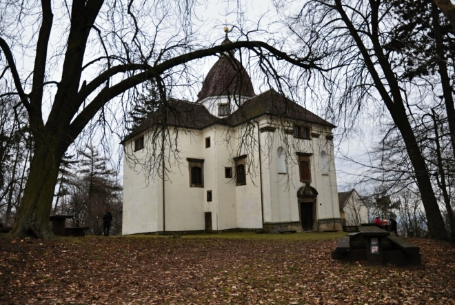 Kostel sv. Barbory...