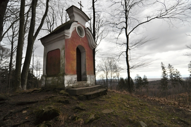 Koryčanská kaple.