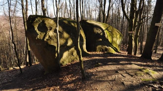 Malý Buchlovický kámen.
