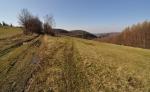 Cestou na Pěknou horu.