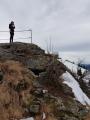 Velký Javor (Großer Arber, 1456 m n. m.) - nejvyšší vrchol Šumavy...