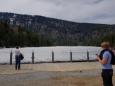 Velké Javorské jezero.