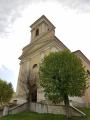 Kostel ve Vrbnu je impozantní...
