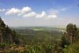 Idilický výhled na Zlatohorsko.